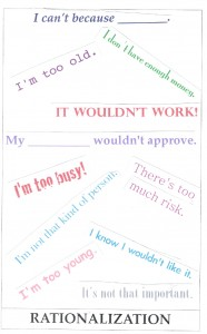 Rationalization Card by Anastasia Haysler