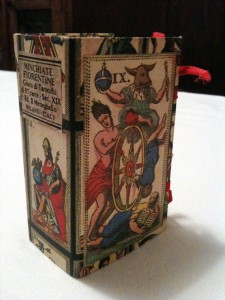 Miniature Reproduction Minchiate Tarot, Il Meneghello