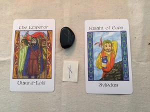 The Giant's Tarot, Raven Kaldera