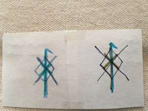Bind Rune of Gar, Ior, and Laguz