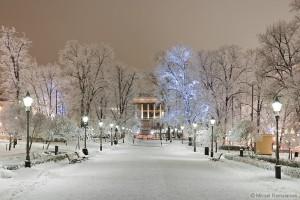 Helsinki By Mikael Rantalainen